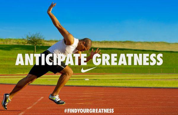 Nike Marketing Strategy on Pinterest