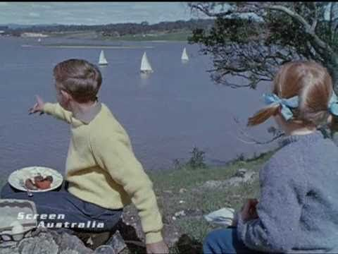 Remember the Time: Lake Burley Griffin in the 60's   The Canberran