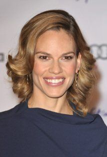 Hillary Swank  Sometimes I think she's crazy, but the movies she's done are usually pretty good.  Ones I would suggest:  Amelia  P.S. I love you  Freedom Writers  Iron Jawed Angels