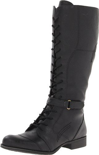 Naturalizer Women's Jakes Riding Boots in Black size 12 $97 ...