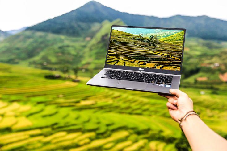 LG Gram chiếc laptop có thể đi cùng bạn khắp nơi