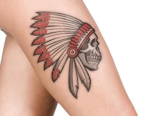 9 Indian Skull Tattoo Designs and Their Meanings