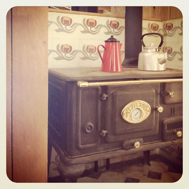 Mejores 55 im genes de cocinas y estufas a le a en - Cocinas de lena antiguas ...
