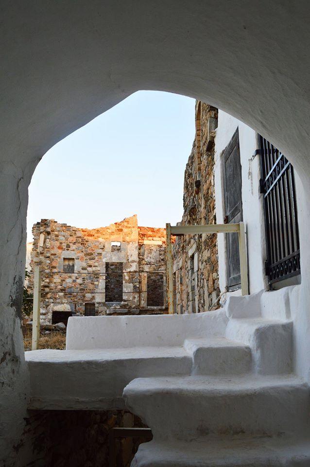 Astypalaia - Inside the Venetian castle