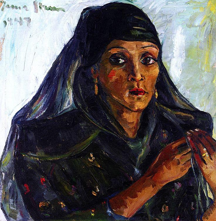Fatuma Irma Stern - 1947