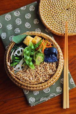 旦那さん用に作っているお弁当の記録ブログ。野菜多めの和弁当が中心です。