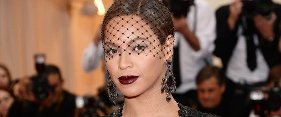 PHOTOS: Beyonce's Met Gala 2014 Dress Is Sheer Fabulousness