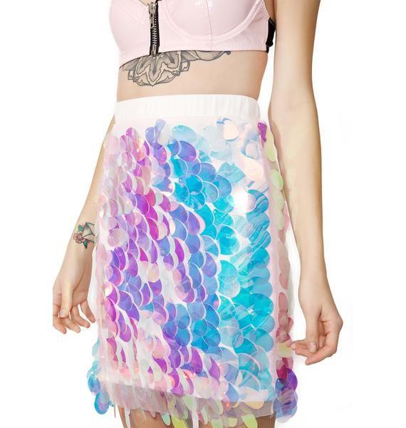 Lucky Charmz Skirt