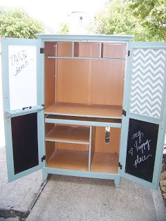 Awesome Armoire Makeovers