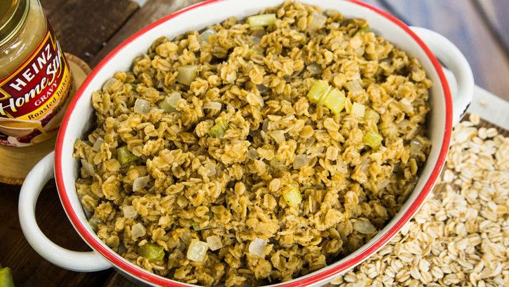 "11/14 ""Thank God for Oats"" Stuffing"