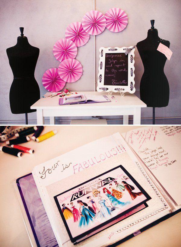 fashion designer cover letter%0A Project Runway Party  u     Princess Fashion Show  Part       Hostess