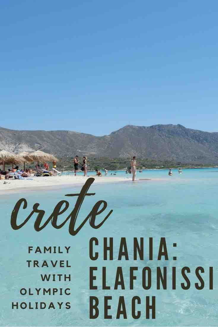 Crete's Elfafonissi: One of Europe's best 10 beaches! - A Modern Mother
