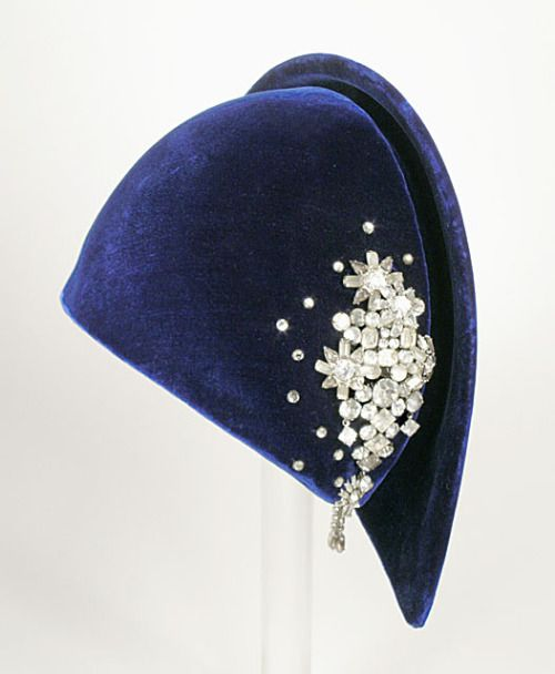 Hat Lilly Daché, 1931 The Los Angeles County Museum of Art