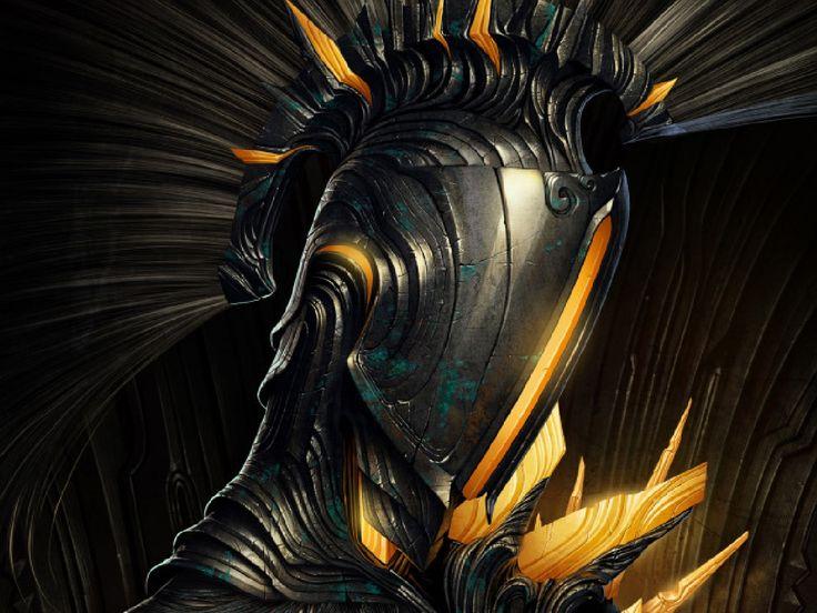 alexander fedosov Alpha Coders Wallpaper Abyss Dark