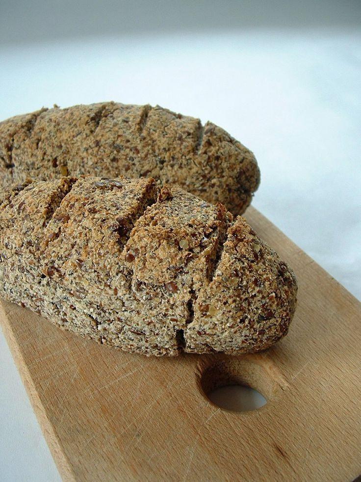 Paleo mini bagett – Kő-Befőtt