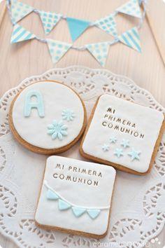 Caramel Cookie - Comuniones: detalles para regalar
