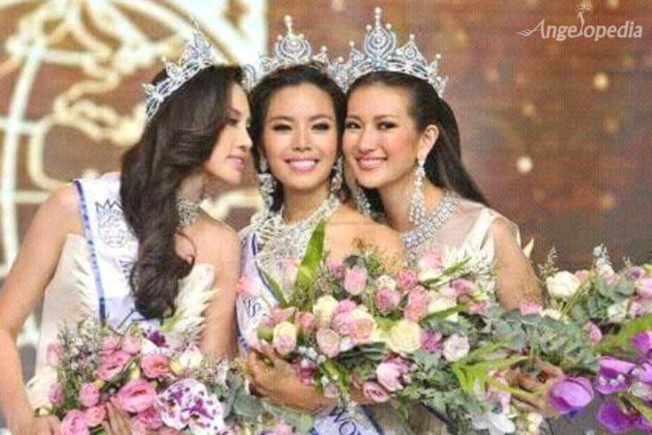 Thunchanok Moonnilta crowned Miss Thailand 2015
