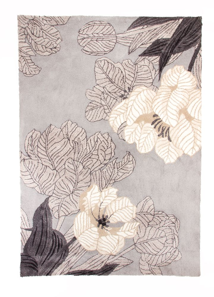 Vallila Interior AW14, Jardin rug grey 160x230cm