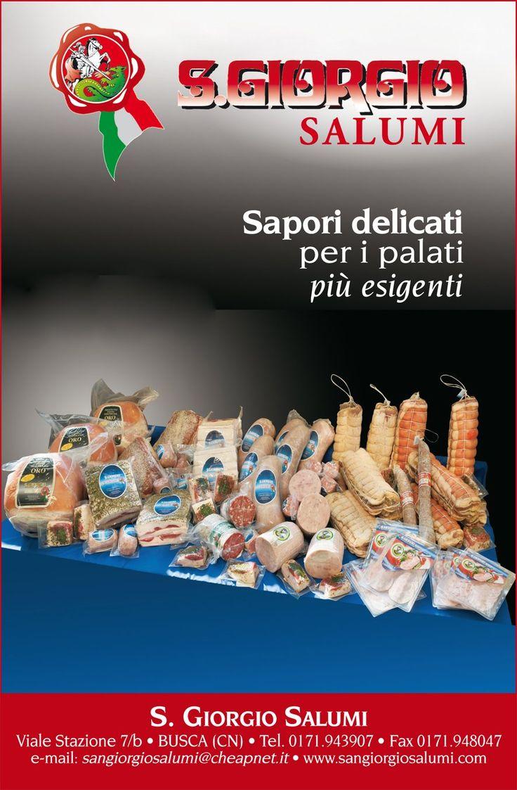 I prodotti San Giorgio Salumi www.sangiorgiosalumi.com