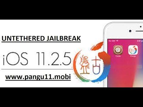[NEW] Jailbreak iOS 11! iOS 11.2.5 Jailbreak Untethered! Working Cydia a...