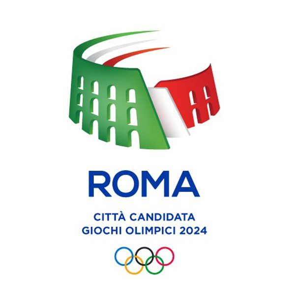 Rome's Bid Logo for 2024 Summer Olympics