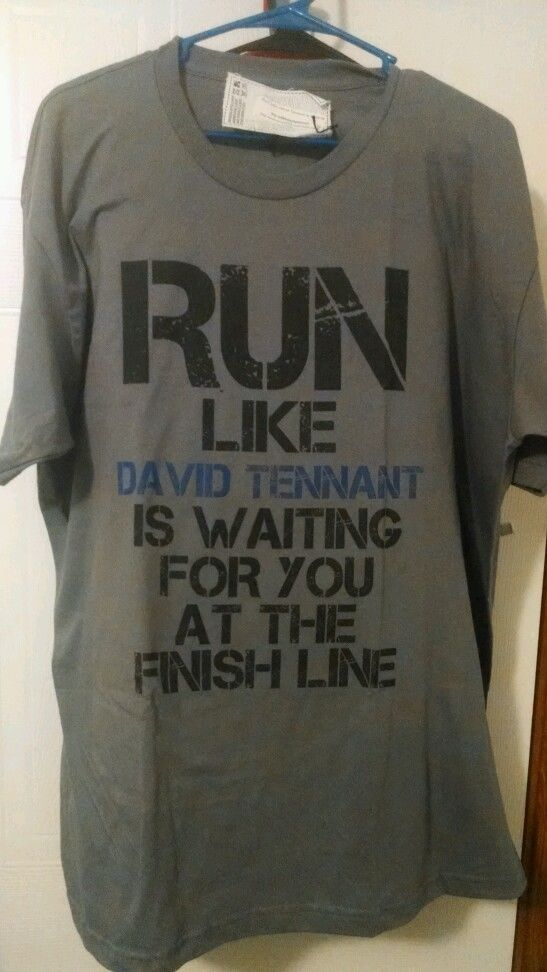 Whovian Motivation! I'm okay with 9 or 10 at the end of that run!