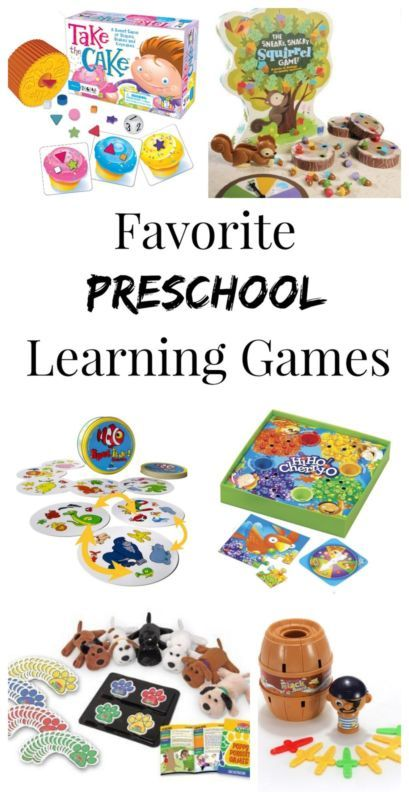 The best preschool games give children opportunities to play and learn. And games give structure to your play time, which is why it's so important to play games with your preschoolers as much as possible. Games teach skills and concepts like matching, counting, colors, and numbers. Not only that, some games like Pop Up Pirate and Hi Ho CherryO help children practice their fine motor skills. Read on as eBay shares a list of preschool learning games that you should have in your home.