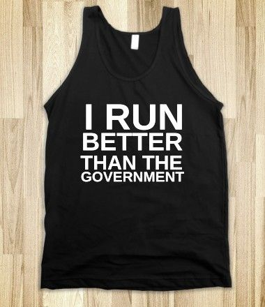 this is true, even though I only run when someone forces me to...