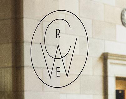 Crew Collective & Café - Branding #behance #design @GoaShape