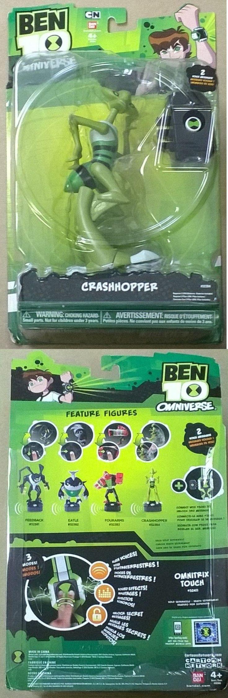 Ben 10 152906: Action Figure Ben 10 Omniverse 32384 Crashhopper New -> BUY IT NOW ONLY: $37.97 on eBay!