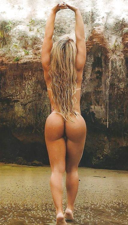 Bare Naked Teenie Ass 110