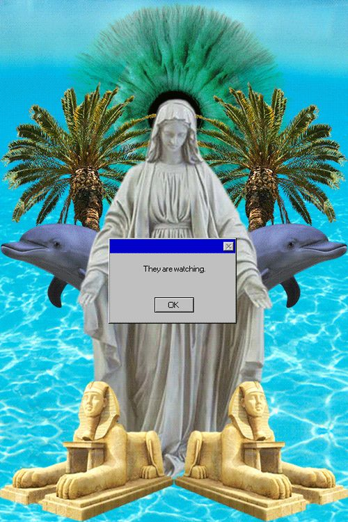 gifpop! — crossconnectmag:   The Glitchy Retro GIFs of...