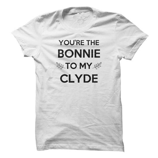 BONNIE AND CLYDE FOR LOVERS, COUPLES T-SHIRTS, HOODIES, SWEATSHIRT (20.5$ ==► Shopping Now)