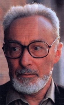 """Primo Levi (1919 - 1987) Writer and Auschwitz survivor, books include """"The Periodic Table"""""""