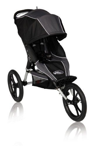 Baby Jogger F.I.T. Single Jogging Stroller, Slate/Black Baby Jogger,http://www.amazon.com/dp/B002X7DDM0/ref=cm_sw_r_pi_dp_A9pGsb03FZ4X9SWN