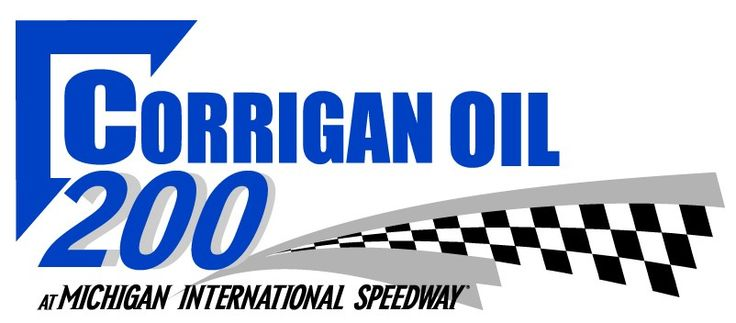 The ARCA Racing Series Corrigan Oil 200, from Michigan International Speedway