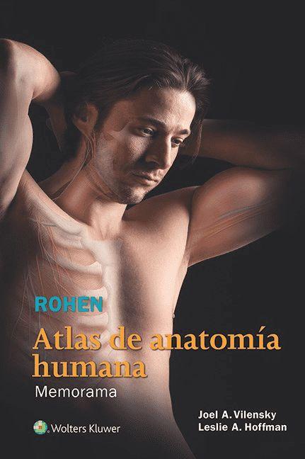 Rohen. Atlas de anatomía humana, Memorama  #Anatomia #LibrosdeAnatomia #Medicina #LibrosdeMedicina #AZMedica