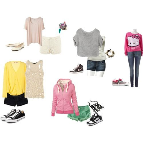 cute school outfits - Polyvore | We Heart It