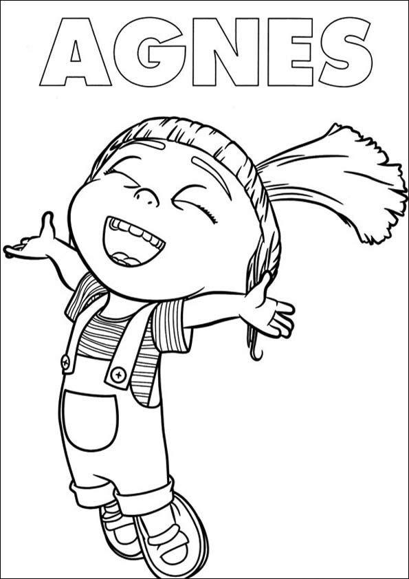 Ausmalbilder Minions 03 Ausmalbilder Gratis Minion Coloring Pages Minions Coloring Pages Cartoon Coloring Pages