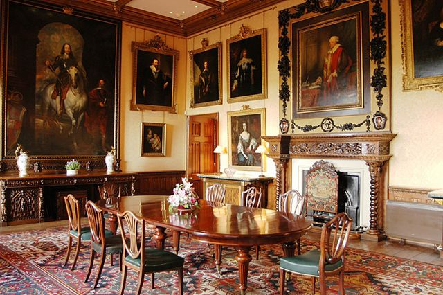 Highclere Castle Dining Room With Victorian Wooden Mantel With Enchanting Highclere Castle Dining Room Review