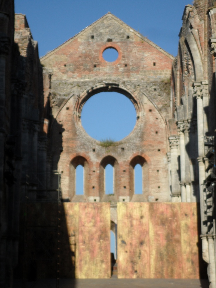 San Galgano Italy