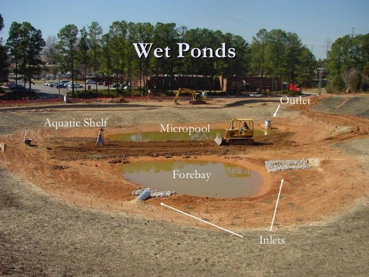 34 best stormwater ponds images on pinterest ponds for Design of stormwater detention ponds