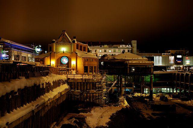 Petri Karvonen: Kuopio Market Hall   Flickr - Photo Sharing!