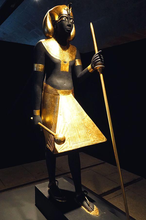 Até 1 Maio - Descubra o Indiana Jones que há em si na exposição Tutankamon — Tesouros do Egito. #viaverde  #viagensevantagens #Portugal #lisboa #tutankamon
