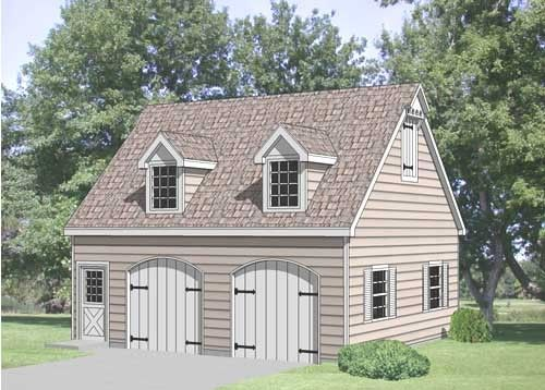 1000 ideas about garage plans with loft on pinterest for Two car garage plans with bonus room