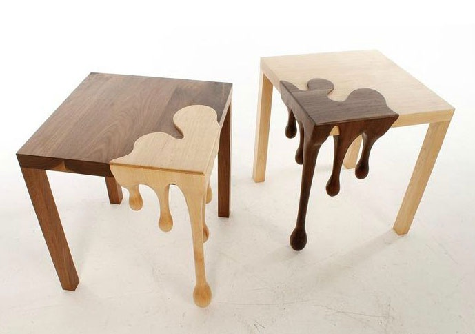 Fusion-Tables-by-Matthew-Robinson-1 Boards, Chocolate, Tables Design, Fusion Tables, Wood Tables, Bedside Tables, End Tables, Dining Tables, Matthew Robinson