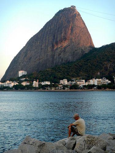 Pão de Açucar – Rio de Janeiro – Brasil (Photo by Enio Paes Barreto) – Nevin Duman Yalçınkaya