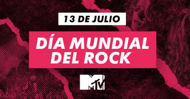 Es Día Mundial del Rock y celebramos que la música cambia el mundo | MTV America Latina