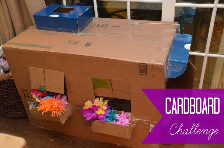 1000+ images about Cardboard Challenge Ideas on Pinterest ...
