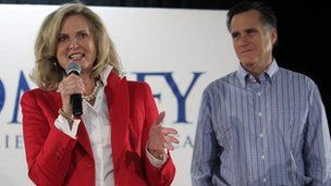 Romney's Wife's Health | Mitt Romney's wife Ann serves Welsh cakes
